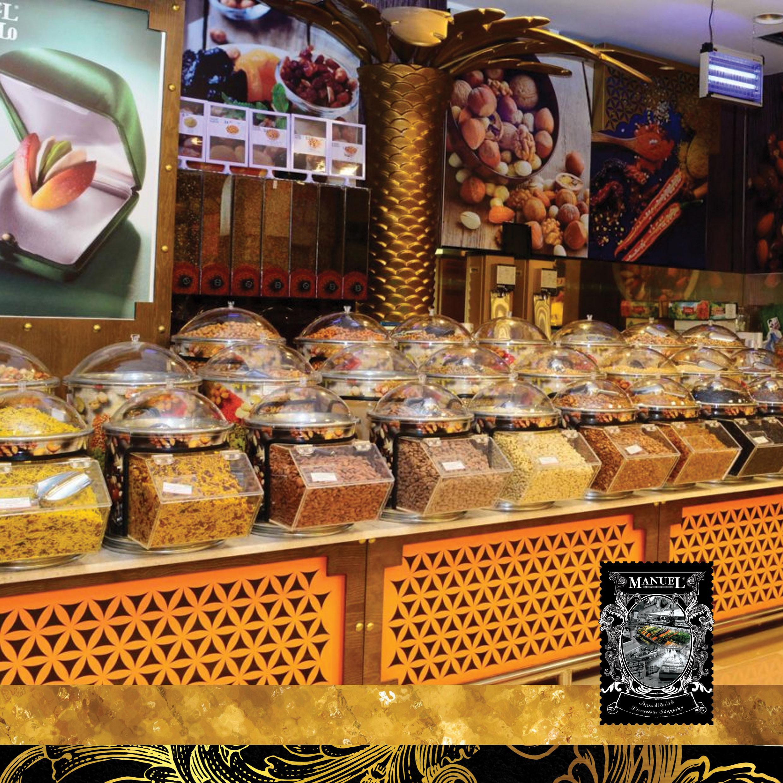 Manuel Market - Palestine
